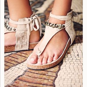 Free People Collins Footbed Sandal